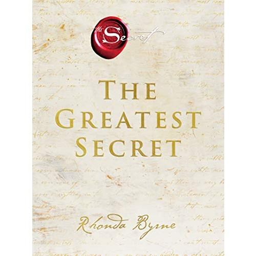 The Greatest Secret - Rhonda Byrne