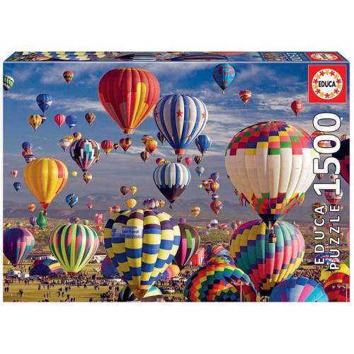 Hot Air Balloons 1500pcs