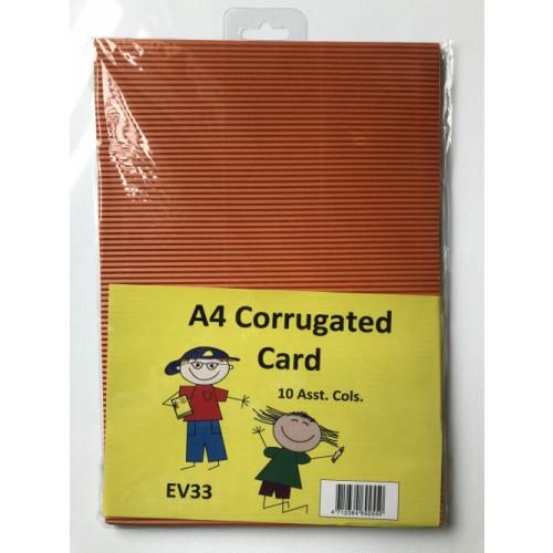 A4 Corrugated card (10)
