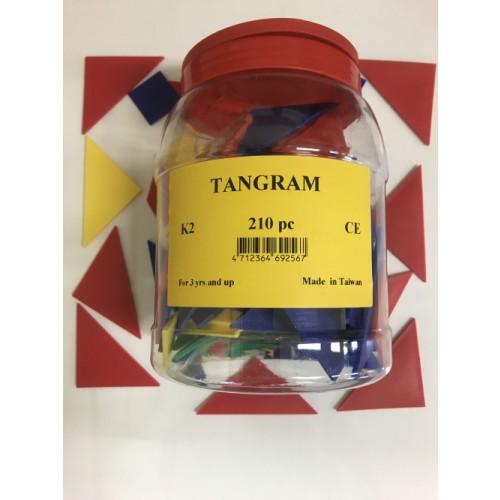 Tangrams Class Pack 120 Pieces