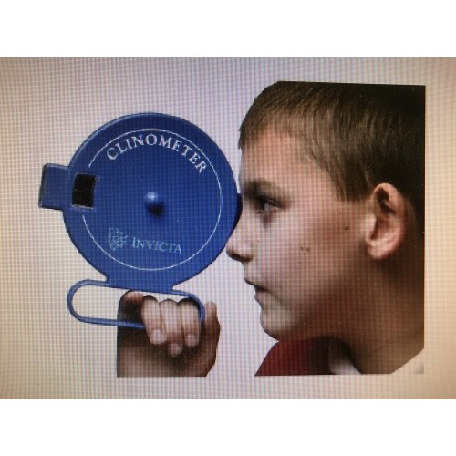 Clinometer 14cm diameter