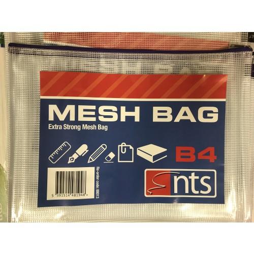 B4 Mesh Bag pack 12