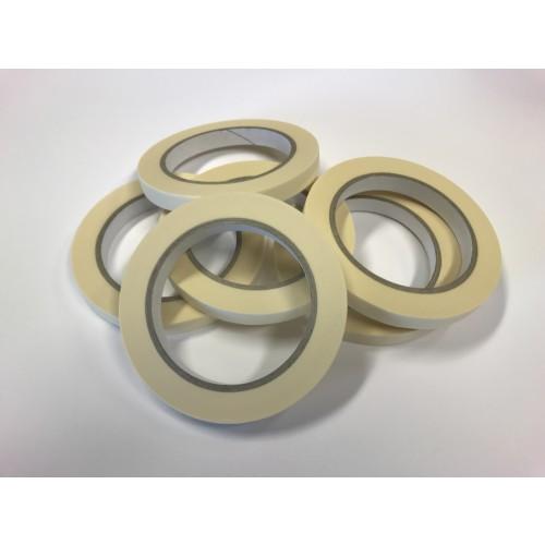12mmx50m  Masking tape roll