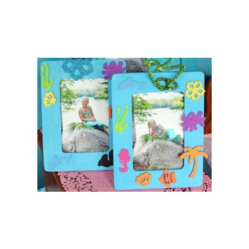 Wooden Photo Frame pack 10
