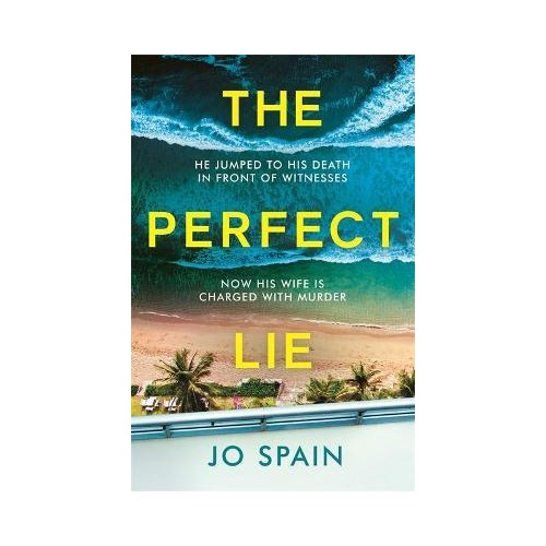 The Perfect Lie - Jo Spain