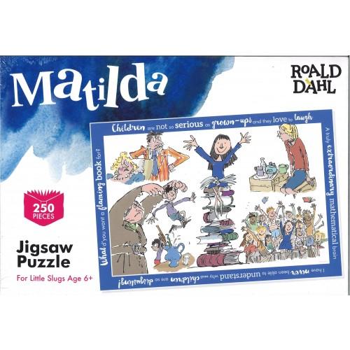 Roald Dahl Matilda 250pcs Jigsaw
