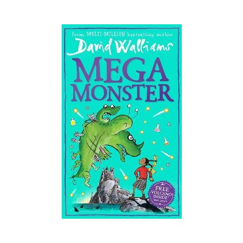 Mega Monster - David Walliams