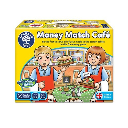 ORCHARD TOYS MONEY MATCH CAFE