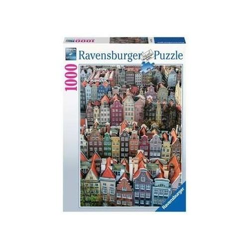 ravensburger  gdansk poland 1000 piece puzzle