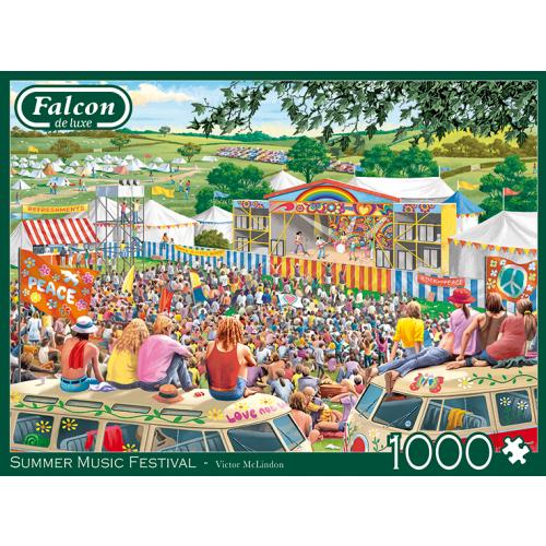 Summer Music Festival - Falcon