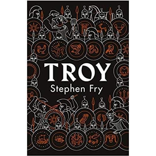 TROY - Stehen Fry