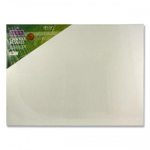 """Icon Canvas Board 380gm2 - 18""""x24"""""""