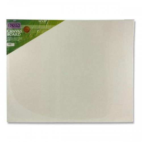 """Icon Canvas Board 380gm2 - 16""""x20"""""""
