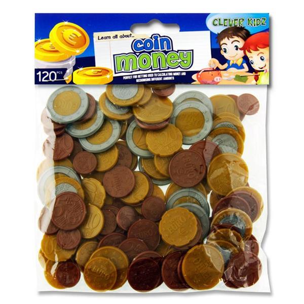 Euro Coins & Notes