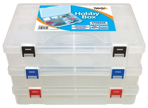 Hobby Box Asstd