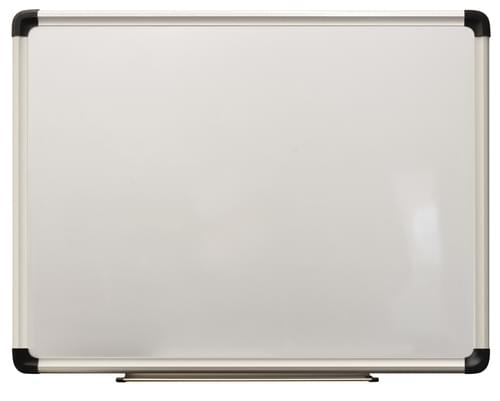 CATHEDRAL MAGNETIC WHITEBOARD 900MM X 600MM