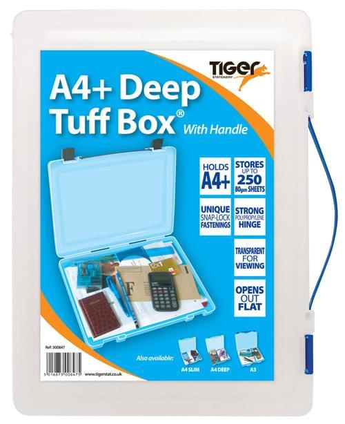 A4+ Deep Tuff Box Asstd