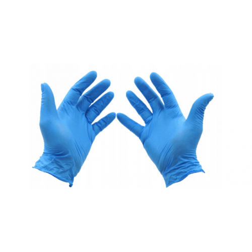 Medicom Safe Touch Nitrile Gloves Powder Free Small PK100