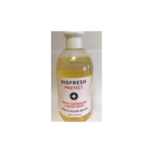 Bio Fresh Liquid Deep Clean Soap 500ml Bottle