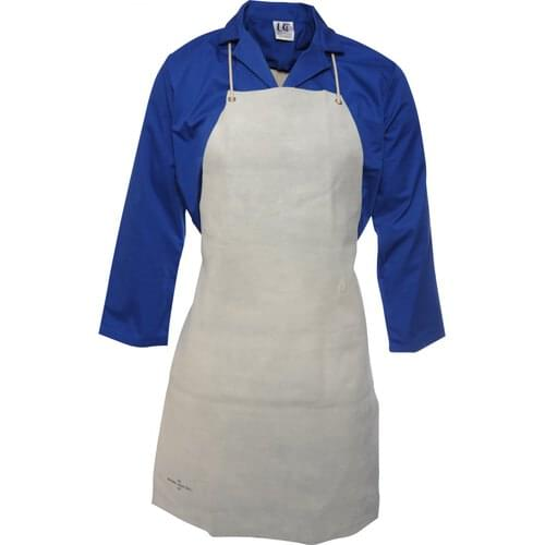 APRONS, LEATHER, STANDARD, 36X24 Ins (APLE3624)