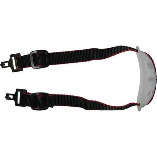 Universal chin strap with removable chin cup