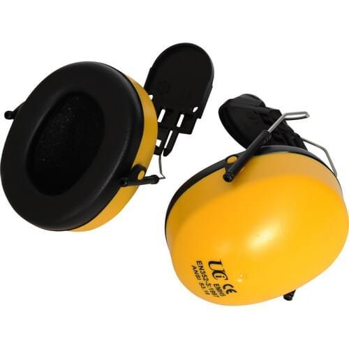 Adjustable helmet mount ear defenders, SNR 259