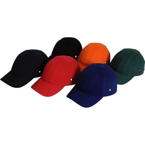 Deluxe low profile bump cap, Navy Blue