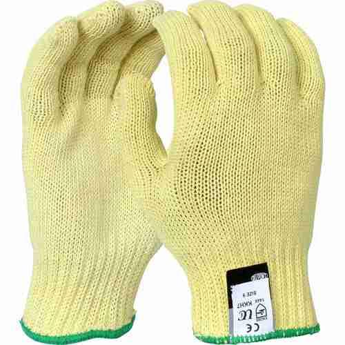 Heavy weight aramid fibre glove, Size 8