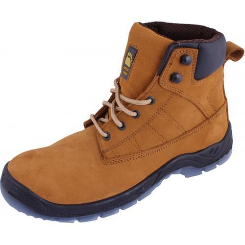 Work boot made from premium nubuck leather,  Size 11