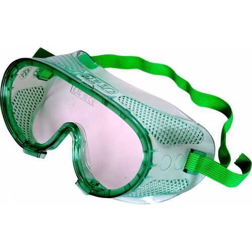 Direct vent Medium impact economy safety goggles