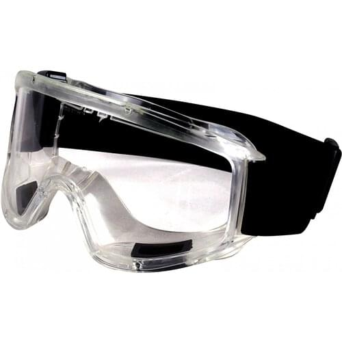 Indirect vent Medium impact safety goggles