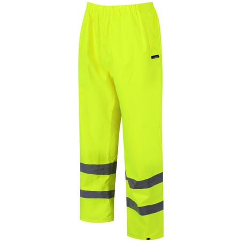 Class 1 overtrousers, Orange, Size XL