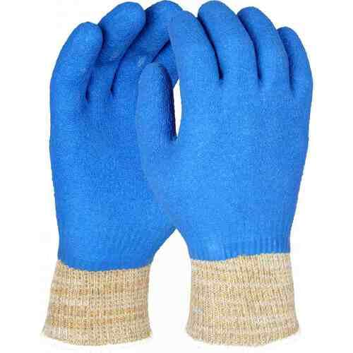 Premium fully coated latex coated cut level E glove, Size 11