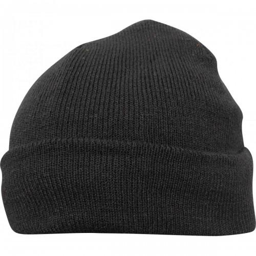 Acylic beanie hat, Black