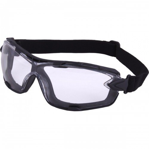 Lightweight safety glasses with clear lens