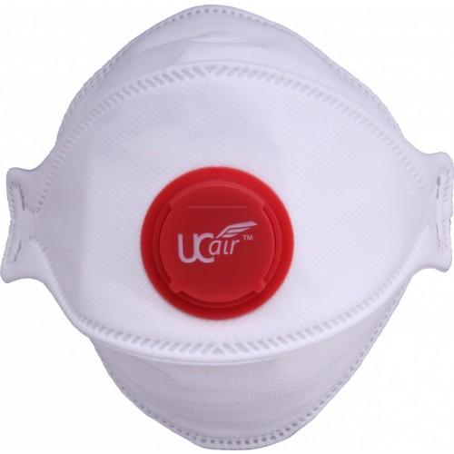 FFP3 Fold  Flat Mask with Valve