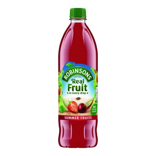 Fruit Juices & Cordials