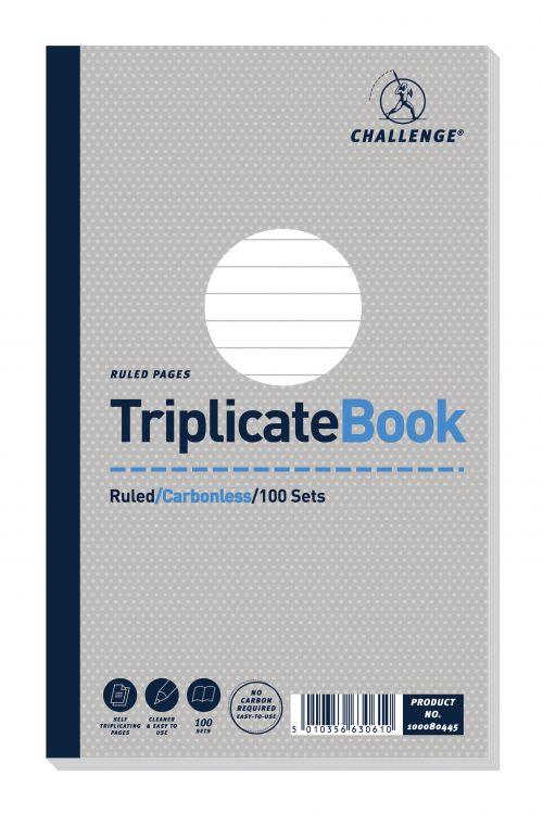 Triplicate Books