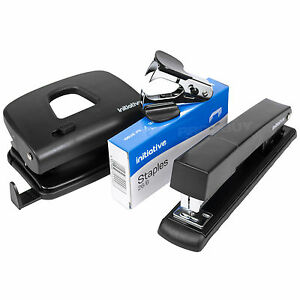 Staplers, Staples & Removers