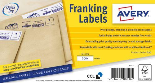 Franking Machine Supplies