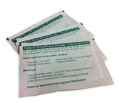 *Chip and Pin Card Reader Cleaning Cards [20]*