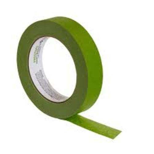 *Office Masking Tape Easy On/Off 25mm x 50m Green*