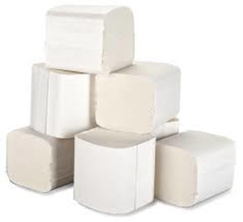 *Toilet Tissue Bulk 2-Ply Interleaved for Dispenser 250 Sheets per Sleeve White Ref 10240 [Pack 36]