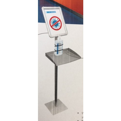Hand Sanitation Dispensing Stand