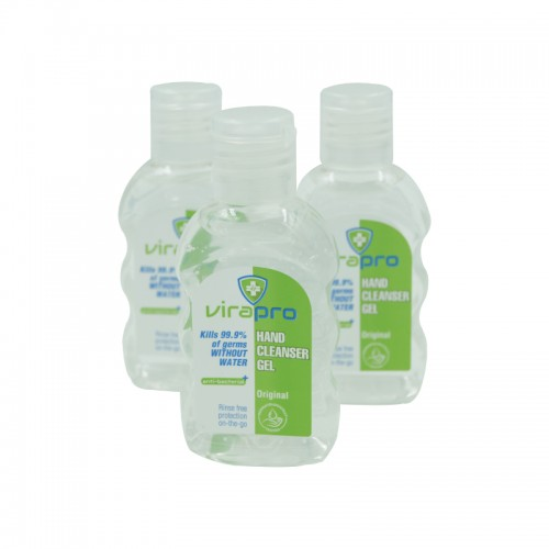 Hand Sanitiser - 75% Alcohol Based Hand Sanitising Gel 50ml