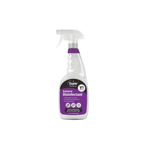 Professional Antiviral Surface Disinfectant Spray 750ml