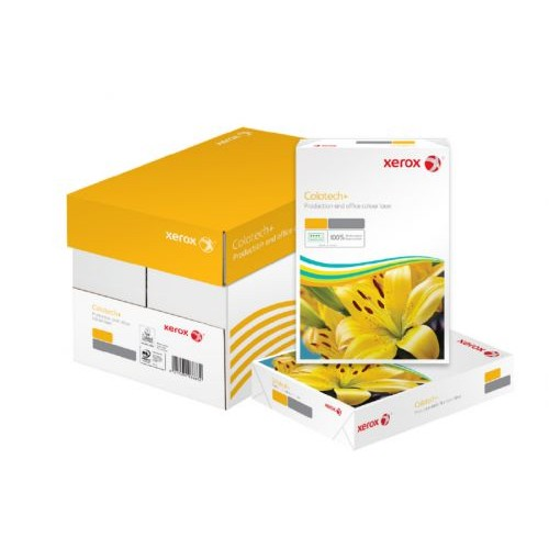 Xerox A4 Colotech Plus 120gsm White Premium Copier Paper [Box 4 x 500 Sheets (2000 Sheets)]