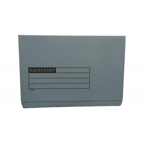 Eastlight Full Flap Folder Blue
