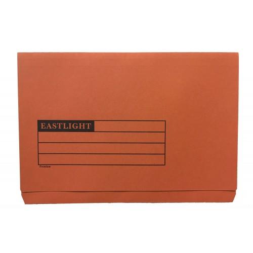 Eastlight Full Flap Folder Orange