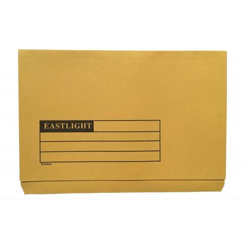 Eastlight Full Flap Folder Yellow